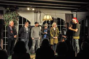 Poetry im Park Weihnachtsspecial